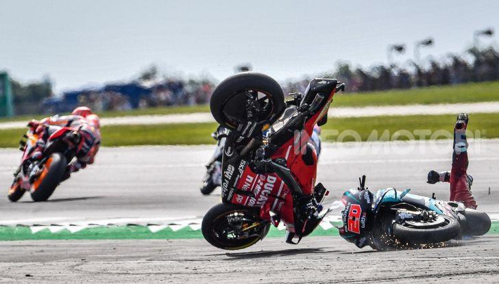 MotoGP 2019: Andrea Dovizioso verso i test di Misano, ma in quali condizioni? - Foto 5 di 10