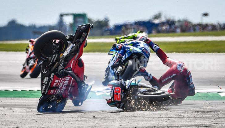 MotoGP 2019: Andrea Dovizioso verso i test di Misano, ma in quali condizioni? - Foto 6 di 10