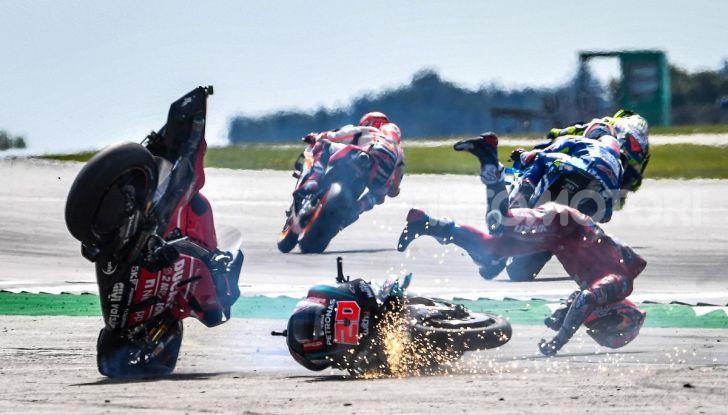 MotoGP 2019: Andrea Dovizioso verso i test di Misano, ma in quali condizioni? - Foto 7 di 10