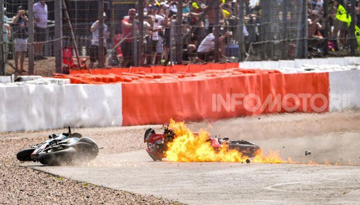 MotoGP 2019: Andrea Dovizioso verso i test di Misano, ma in quali condizioni? - Foto 8 di 10