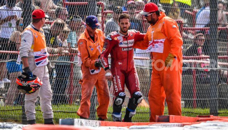 MotoGP 2019: Andrea Dovizioso verso i test di Misano, ma in quali condizioni? - Foto 2 di 10