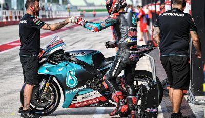 MotoGP 2019, Test Misano – Day 1: dominio Yamaha Petronas con Quartararo e Morbidelli, Rossi quinto