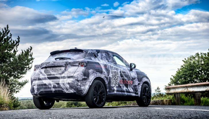 Nuova Nissan Juke 2020: la seconda generazione pronta al debutto - Foto 6 di 12