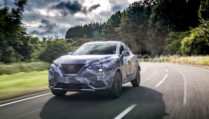 Nuova Nissan Juke 2020: la seconda generazione pronta al debutto - Foto 11 di 12