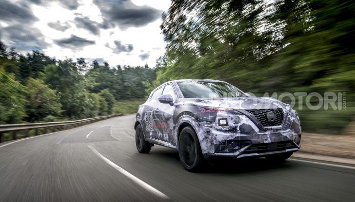 Nuova Nissan Juke 2020: la seconda generazione pronta al debutto - Foto 1 di 12