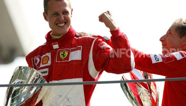 "F1, Jean Todt su Michael Schumacher: ""Non c'è più comunicazione"" - Foto 3 di 10"
