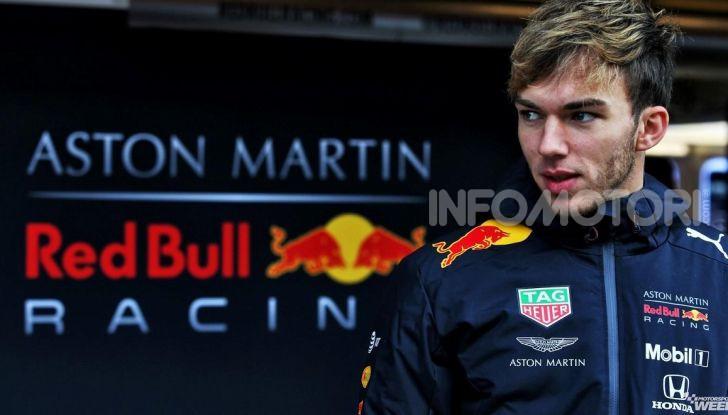 F1 2019: Albon al posto di Gasly in Red Bull dal GP del Belgio - Foto 8 di 10