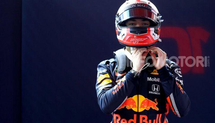 F1 2019: Albon al posto di Gasly in Red Bull dal GP del Belgio - Foto 7 di 10