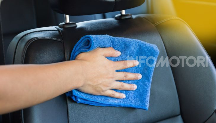Pulizia degli interni dell'auto: tutto quello che bisogna sapere - Foto 6 di 10
