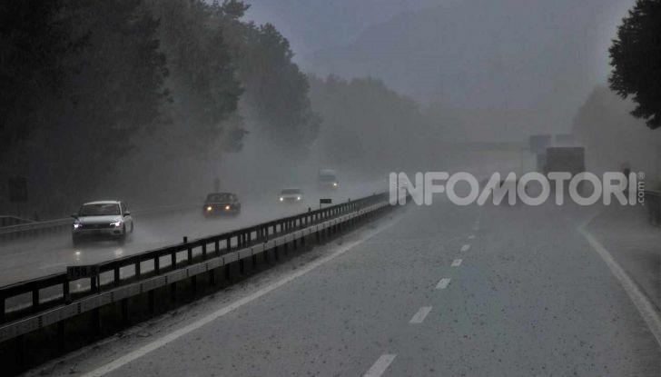 Maltempo in autostrada: tutti i consigli per evitare incidenti - Foto 4 di 10