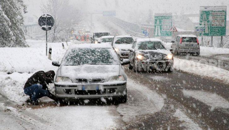 Maltempo in autostrada: tutti i consigli per evitare incidenti - Foto 6 di 10