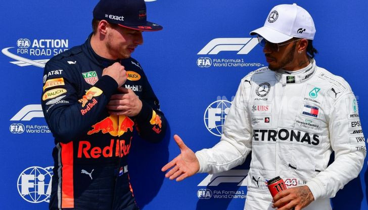 F1, aperto il mercato piloti: scambio tra Hamilton e Verstappen, Leclerc in Ferrari con Ricciardo - Foto 3 di 10