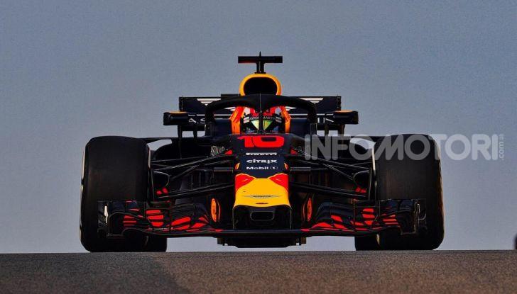 F1 2019: Albon al posto di Gasly in Red Bull dal GP del Belgio - Foto 9 di 10