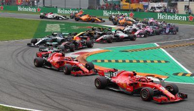 F1 2019, GP d'Italia: biglietti speciali e sconti per Monza con Trenord