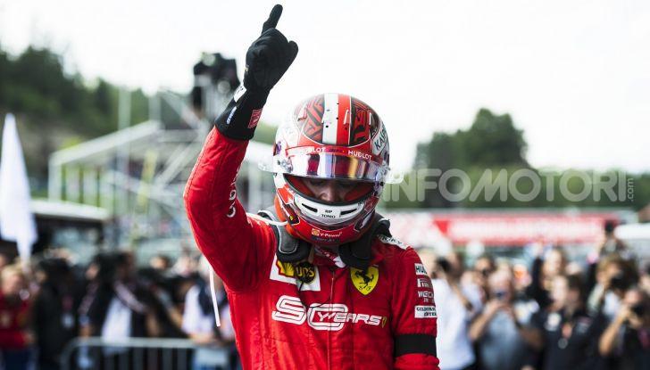 Leclerc vince a Spa e Monza come Schumacher nel 1996: nasce un mito? - Foto 2 di 10
