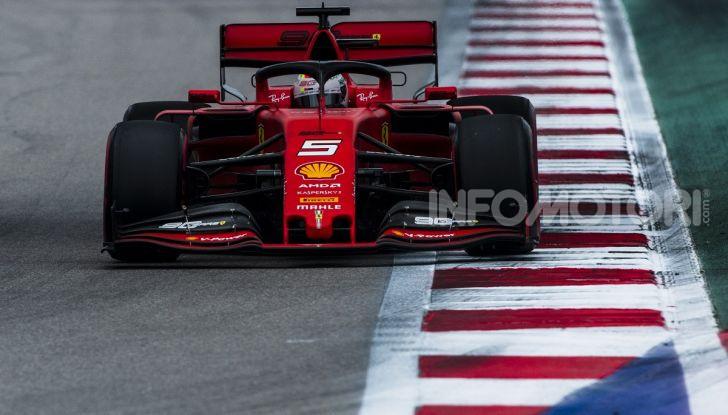 F1 2019, GP di Russia: Hamilton è lo Zar di Sochi e la Mercedes fa doppietta, solo terzo Leclerc - Foto 9 di 13