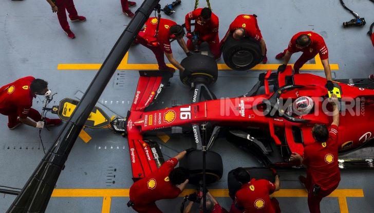 F1 2019, GP di Singapore: la Ferrari fa doppietta con Vettel che torna alla vittoria - Foto 5 di 15