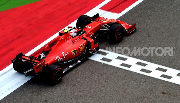 F1 2019, GP di Russia: Verstappen brilla nelle libere di Sochi e mette in riga Leclerc - Foto 7 di 13