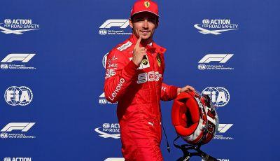 F1 2019, GP del Belgio: Leclerc centra la sua prima vittoria in Ferrari a Spa-Francorchamps