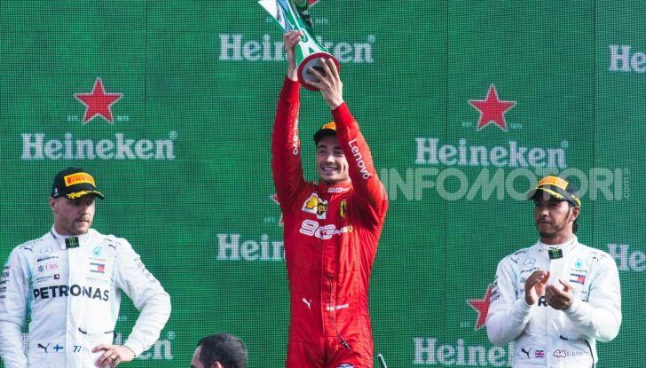Leclerc vince a Spa e Monza come Schumacher nel 1996: nasce un mito? - Foto 4 di 10