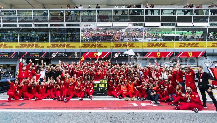 Leclerc vince a Spa e Monza come Schumacher nel 1996: nasce un mito? - Foto 5 di 10