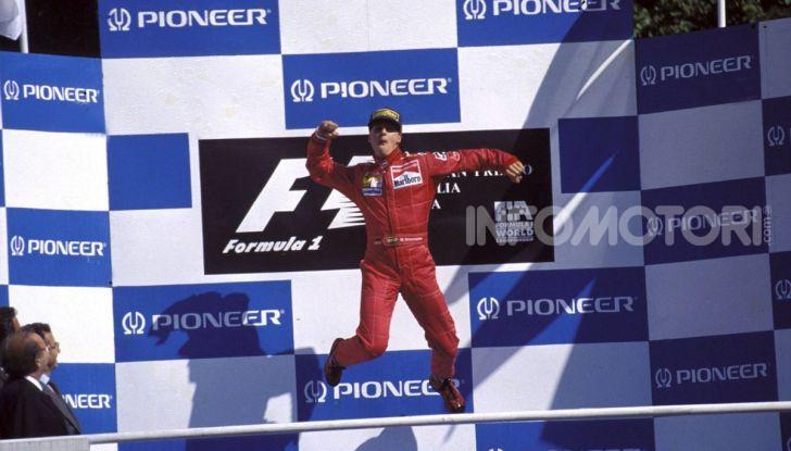 Leclerc vince a Spa e Monza come Schumacher nel 1996: nasce un mito? - Foto 7 di 10
