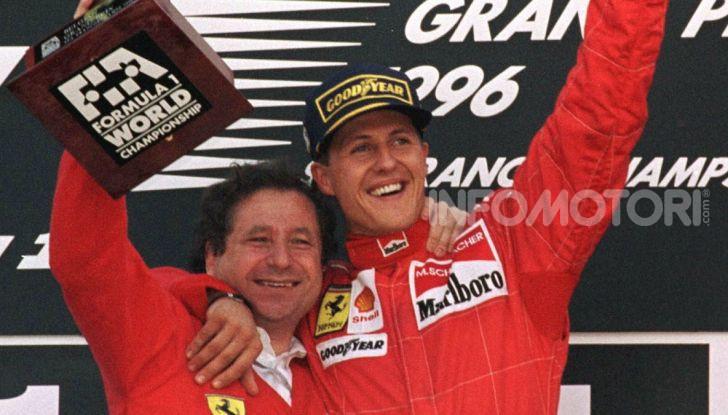 Leclerc vince a Spa e Monza come Schumacher nel 1996: nasce un mito? - Foto 6 di 10