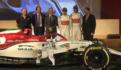 Alfa Romeo Giulia e Stelvio 2020, nuovo spot TV con Kimi Räikkönen