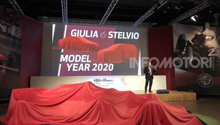 Alfa Romeo Giulia e Stelvio 2020, nuovo spot TV con Kimi Räikkönen - Foto 15 di 18