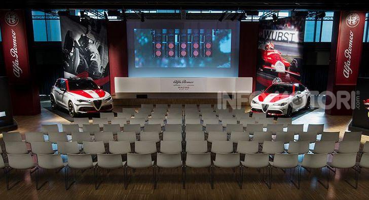 Alfa Romeo Giulia e Stelvio 2020, nuovo spot TV con Kimi Räikkönen - Foto 6 di 18