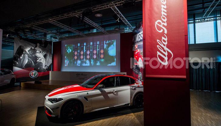 Alfa Romeo Giulia e Stelvio 2020, nuovo spot TV con Kimi Räikkönen - Foto 9 di 18
