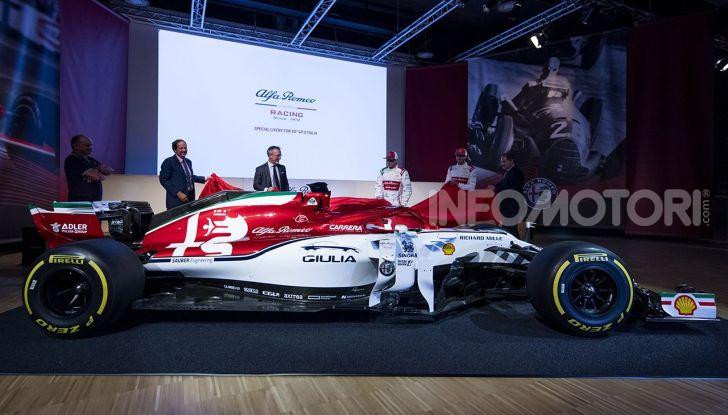 Alfa Romeo Giulia e Stelvio 2020, nuovo spot TV con Kimi Räikkönen - Foto 1 di 18
