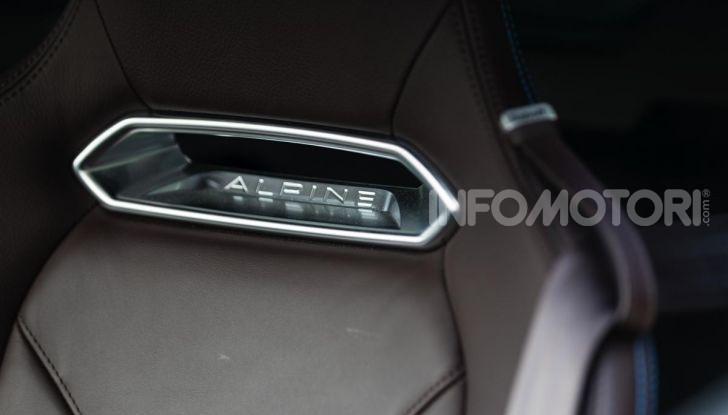 Prova Alpine A110: i cinque motivi per avere il piccolo gioiello francese - Foto 45 di 45