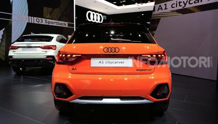 Audi A1 citycarver, provata la all terrain da città - Foto 3 di 9