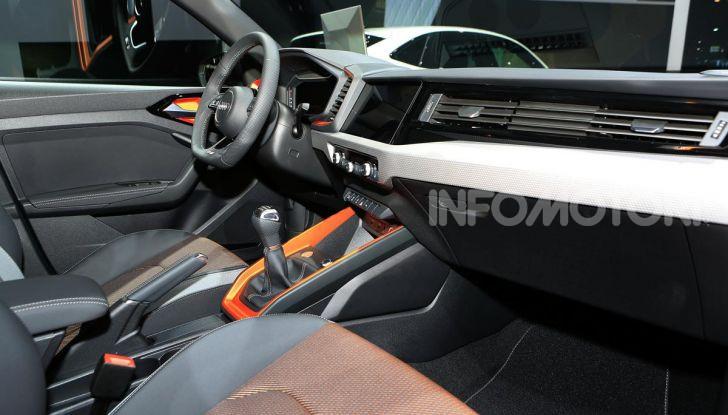 Audi A1 citycarver, provata la all terrain da città - Foto 7 di 9