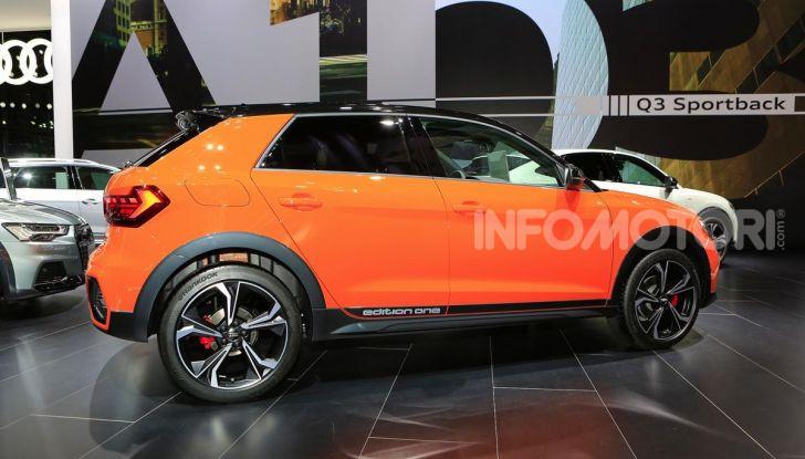 Audi A1 citycarver, provata la all terrain da città - Foto 8 di 9