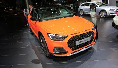 Audi A1 citycarver, ecco la all terrain da città
