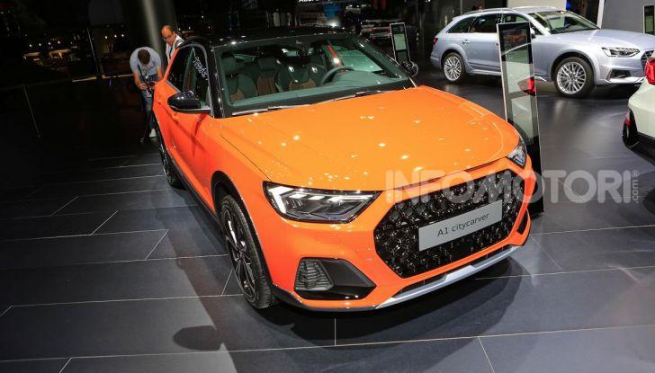 Audi A1 citycarver, provata la all terrain da città - Foto 1 di 9