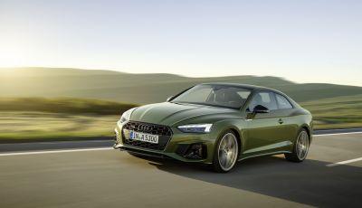 Audi A5 MY 2020: l'eleganza incontra lo spirito sportivo