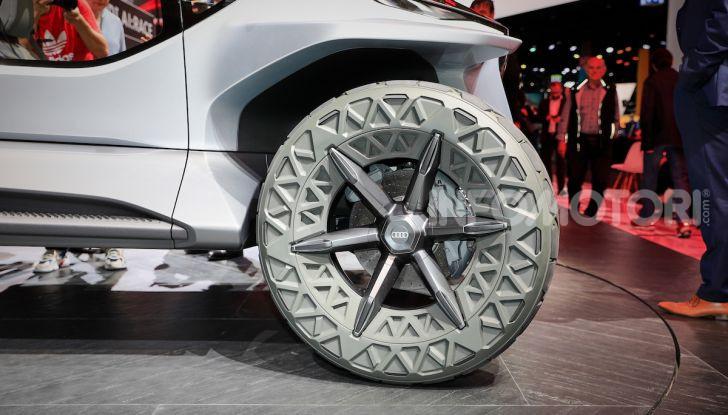 Audi AI:TRAIL quattro - Foto 19 di 33