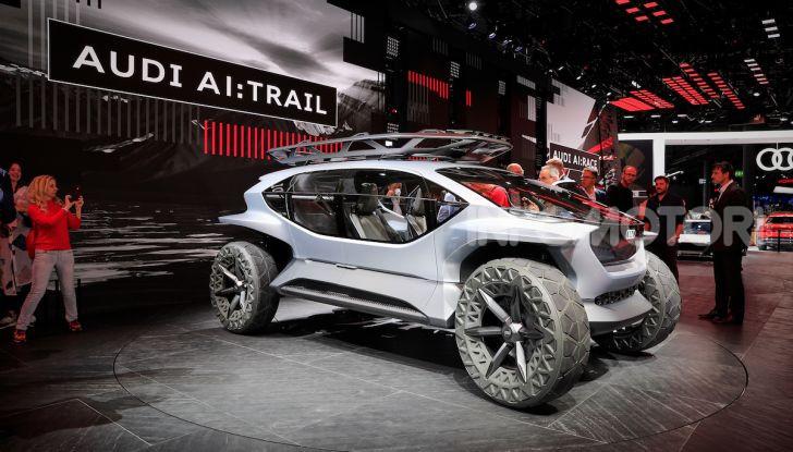 Audi AI:TRAIL quattro - Foto 1 di 33