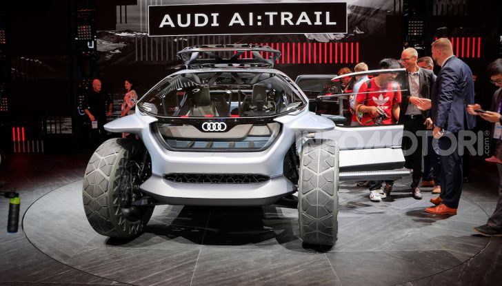 Audi AI:TRAIL quattro - Foto 20 di 33
