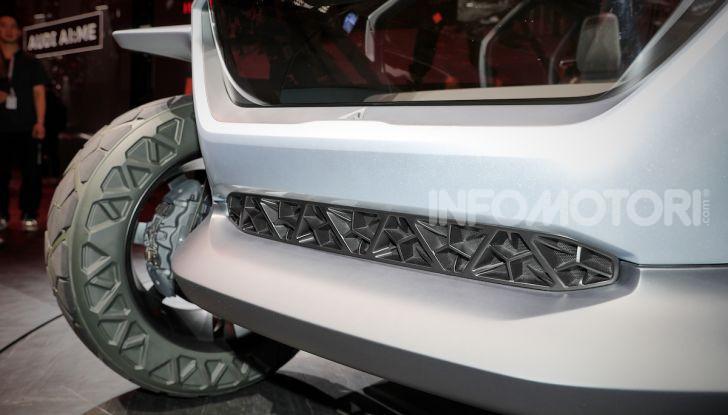 Audi AI:TRAIL quattro - Foto 21 di 33