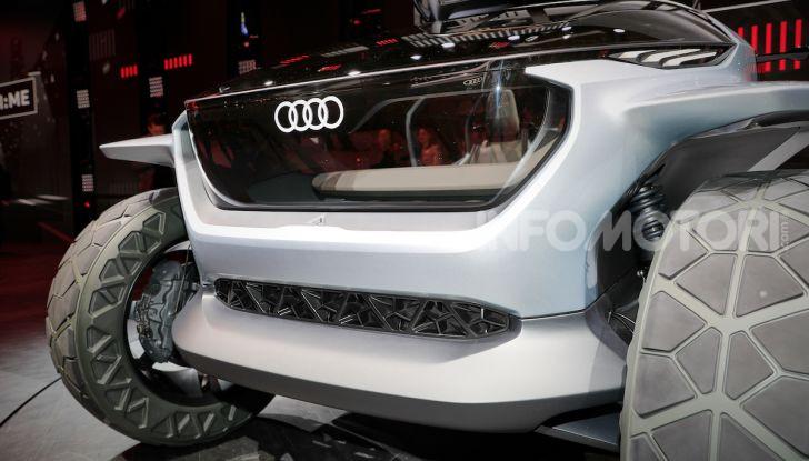 Audi AI:TRAIL quattro - Foto 3 di 33