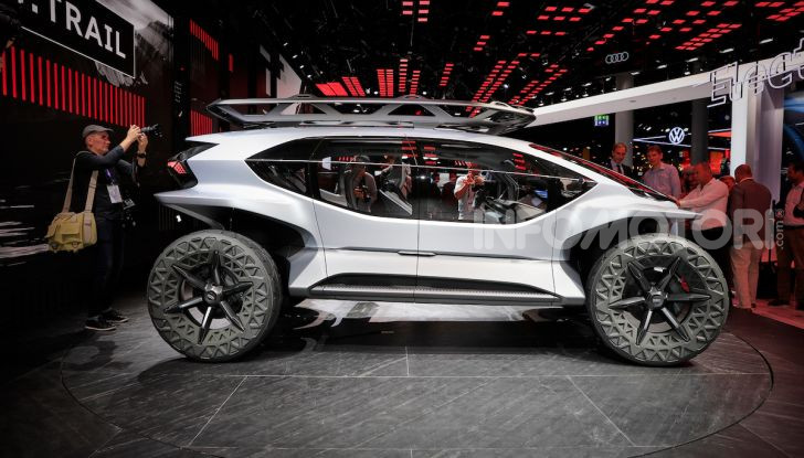 Audi AI:TRAIL quattro - Foto 23 di 33