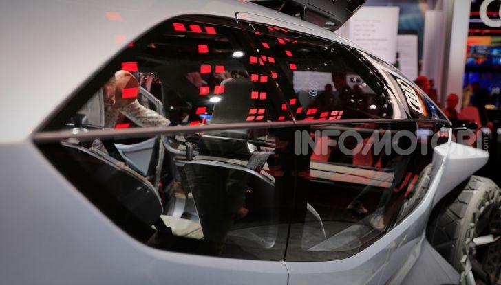 Audi AI:TRAIL quattro - Foto 24 di 33