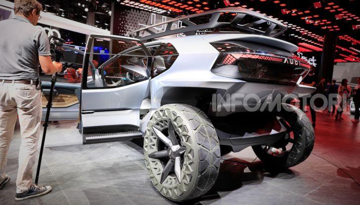 Audi AI:TRAIL quattro - Foto 18 di 33