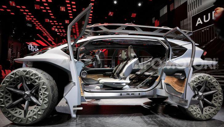 Audi AI:TRAIL quattro - Foto 5 di 33