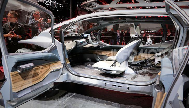 Francoforte 2019, tutte le nuove auto elettriche presentate al Salone - Foto 4 di 64