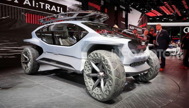 Audi AI:TRAIL quattro - Foto 29 di 33